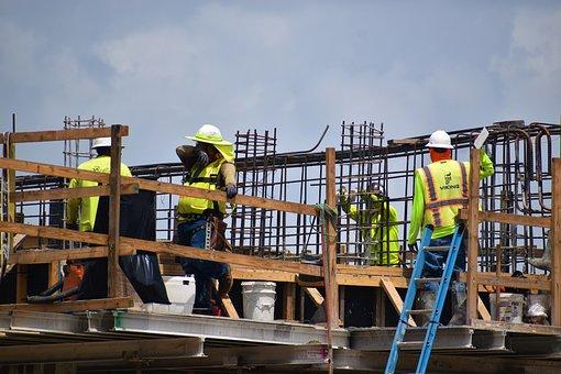 Construction, Workers, Men, Laborer, Male, Boys, Site