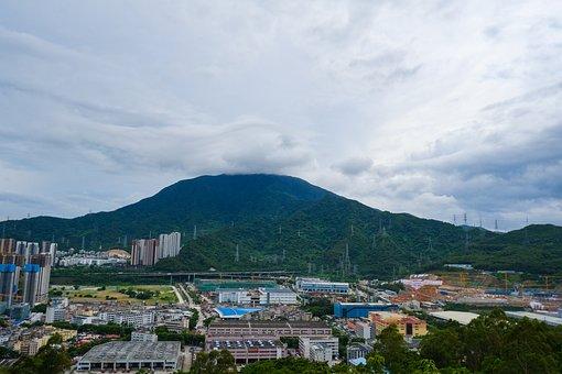 Yantian, Buildings, Mountain, Wutong Mountain