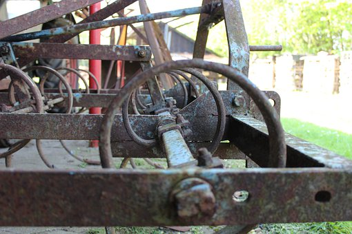 Harrow, Agriculture, Farm, Tools, Tillage Equipment