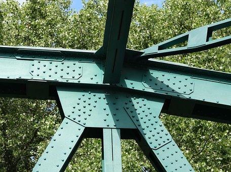 Most Fordonski, Bydgoszczy, Bridge, Detail, Crossing