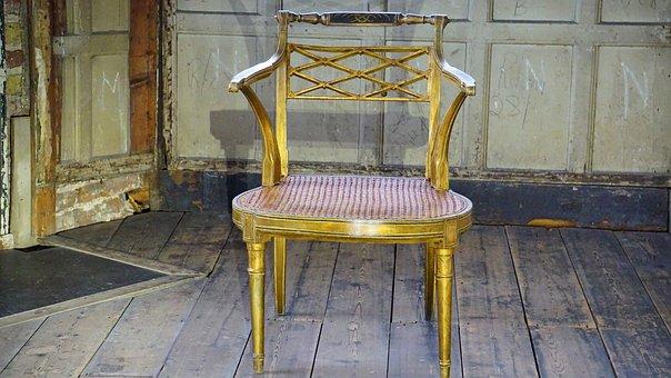 Antique Chair, Old, Antique, Chair, Furniture, Vintage