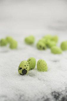 Easter Card, Easter Eggs, Card, Easter Symbol