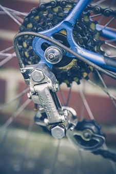 Circuit, Gears, Cassette, Road Bike, Vintage, Retro