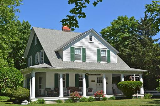 Home, Jersey, Capemay, Nj, House, Building, Residential