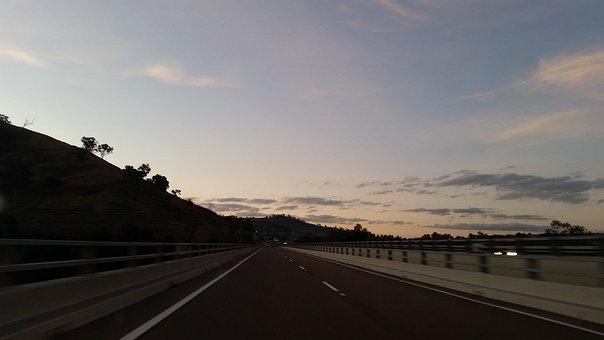 Road Trip, Road, Highway, Journey, Drive, Travel, Trip