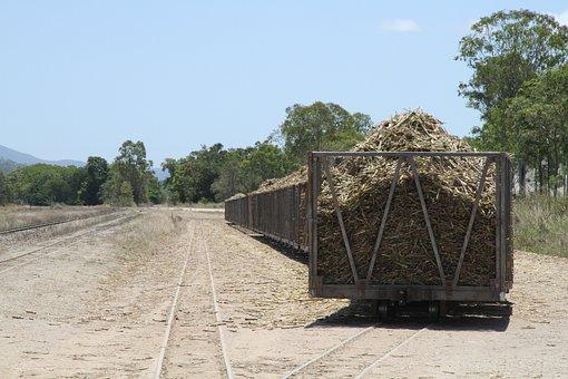 Rails, Track, Boxcar, Wagon, Rail Wagons, Infinity