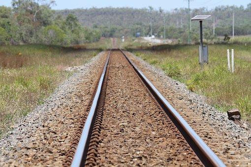 Infinity, Loneliness, Silent, Railway, Seemed