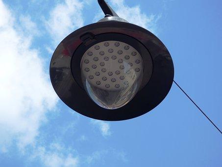 Replacement Lamp, Lantern, Street Lamp, Led, Lighting