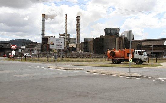 Factory, Sugar Production, Ethanol, Sugar Cane