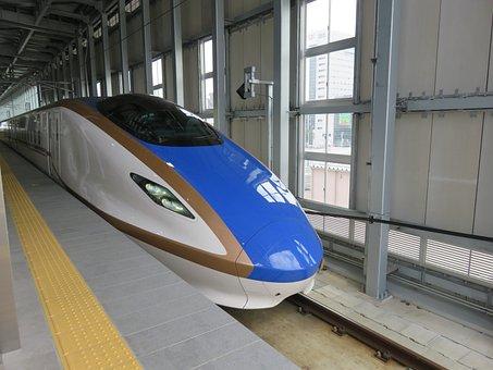 Bullet Train, Hokuriku, Toyama