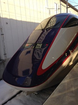 Bullet Train, Yamagata, Tsubasa