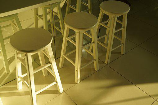 Stool, Furniture, Kitchen Counter, Seat, Chair