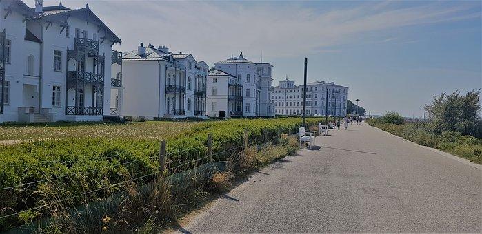 Coast, Baltic Sea, Coastal Country, Tourism, Holidays