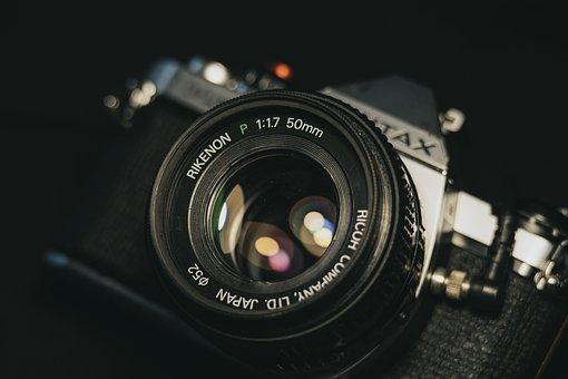 Lens, Camera, Tool, Equipment, Photography