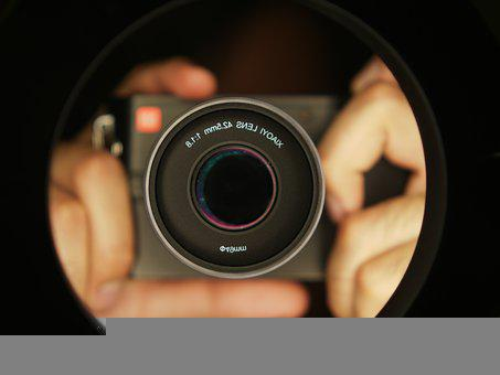 Camera, Hands, Picture Taking, Lens, Photography