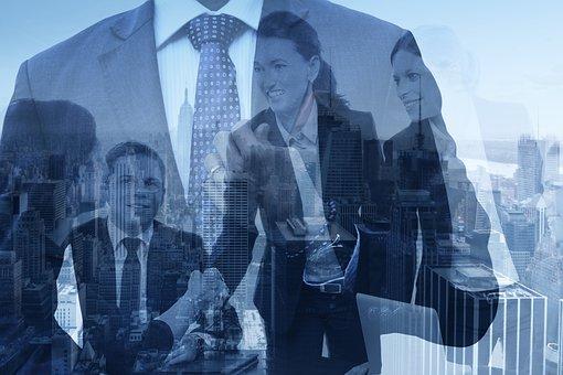 Businessmen, Business, Career, Business People
