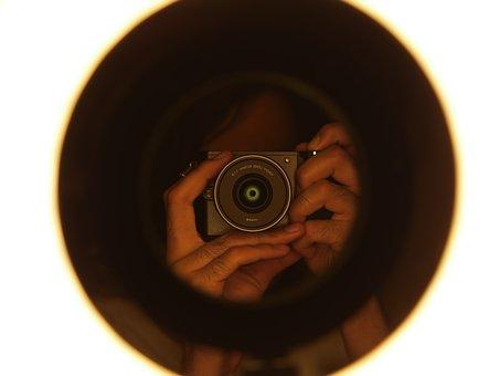 Photography, Lens, Warm, Camera, Focus, Photographer