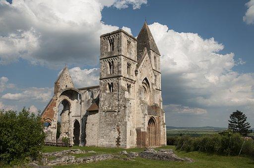 Church, Medieval, Historical, Premontrei Monastery