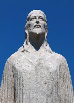 Sculpture, Statue, Christ, Jesus, Resurrection, Faith