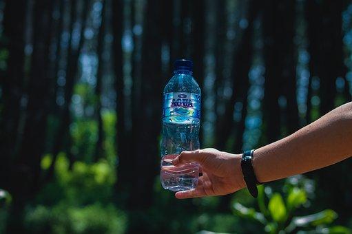 Water, Bottle, Plastic, Aqua, Container