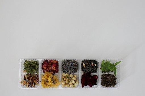 Herbs, Dried, Medicinal, Botany, Naturopathy
