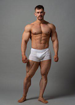 Man, Bodybuilder, Fitness, Athlete, Male