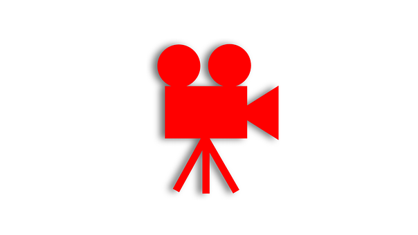Camera, Video, Icon, Camcorder, Photography, Cinema