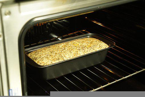 Oven, Dough, Bread, Proved Dough, Pre-baking Process