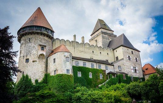 Heidenreichstein, Castle, Fortress, Austria, Palace