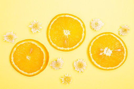 Orange, Fruit, Food, Organic, Sliced, Produce, Fresh