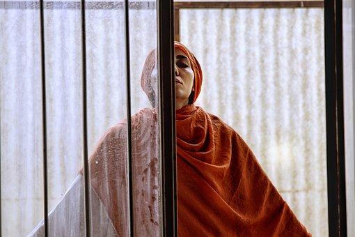 Woman, Model, Frame, Minimal, Iranian, Persian