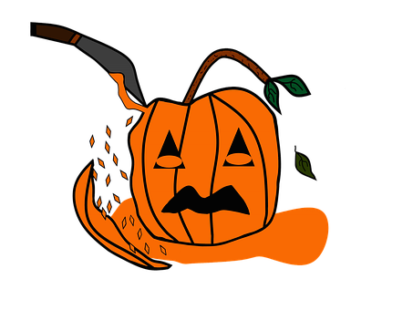 Halloween, Pumpkin, Decoration, Horrifying, Celebration
