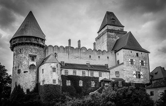 Heidenreichstein Castle, Castle, Landmark, Tower