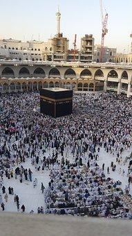 Kaaba, Haram, Mecca, Saudi Arabia, Masjid Al-haram