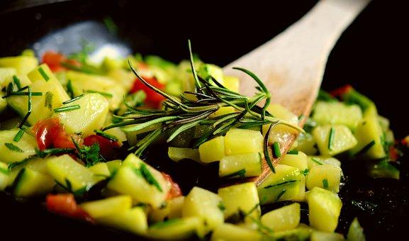 Salad, Nutrition, Healthy, Vegetables, Vegetarian