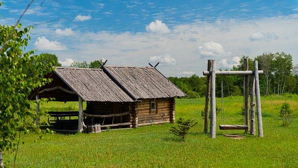 Recreation Center, Summer Camp, Farm, Hamlet, Village