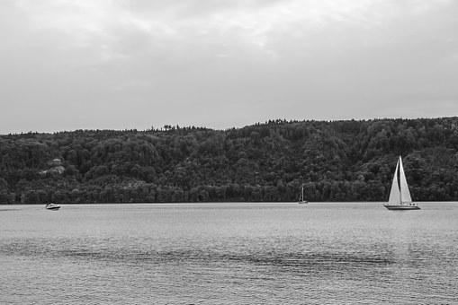 Lake Constance, Boats, Seglen, Powerboat, Speedboat