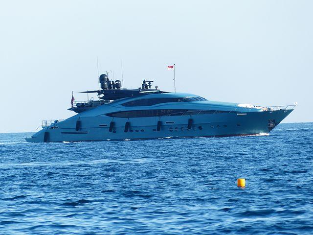 Yacht, Boot, Ship, Powerboat, Sea, Lake, Luxury, Wealth