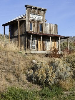 Deadman Ranch, Ancient, Buildings, Wooden