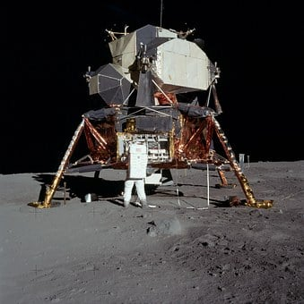 Moon Landing, Apollo 11, Buzz Aldrin, Lunar, Moon, Luna