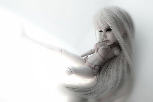 Doll, Alone, Forget, Broken, Lonely, Erotic, Underwear