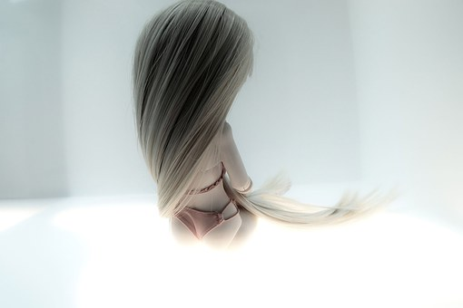Doll, Long Hair, Girl, Alone, Forget, Broken, Lonely