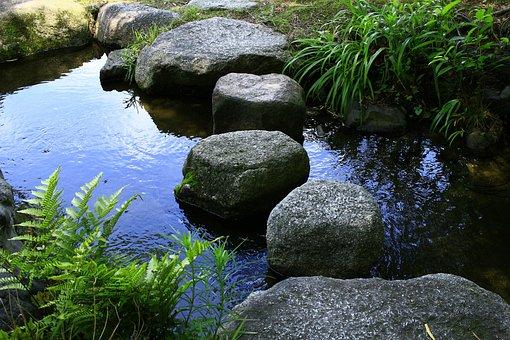 Mie Prefecture, Triple, Kuwana, Japan, Garden