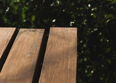 Bench, Wooden, Boards, Outdoor, Park, Seat, Park Bench