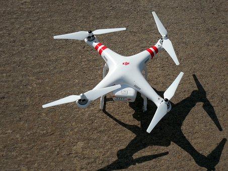 Quadrocopter, Drone, Model, Newcomer, Propeller, Rotors
