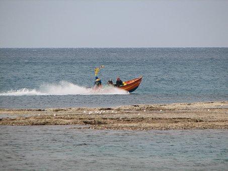 Boat, Boating, Sea, Ocean, Water, Sport, Recreation