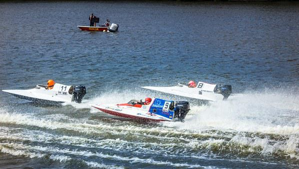 Powerboat, Race, Speedboat, Motorboat, Fun, Speed, Lake