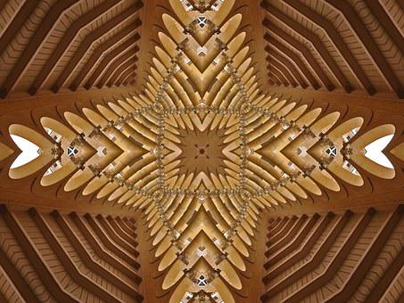 Kaleidoscope, Symmetry, The Balance, Graphics
