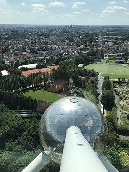 City, Cityscape, Urban, Aerial View, Metropolis