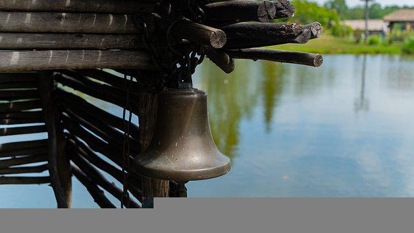 Bell, Lake, Pier, Dock, лодка, красивый, причал